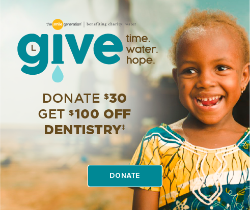 Donate $30, Get $100 Off Dentistry - Town Center Dental Group